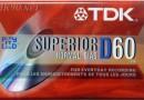 TDK D 60 US 2003-05