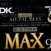 TDK MA-X 90 US 1992-97