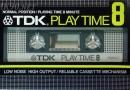 TDK PlayTime 8 Jp 1982-83