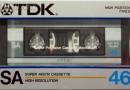 TDK SA 46 Jp 1985-86