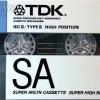 TDK SA 90 Eu 1988