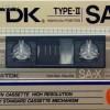 TDK SA-X 60 US 1986