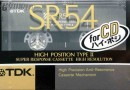 TDK SR 54 Jp 1989