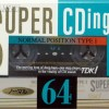 TDK Super CDing-I 64 Jp 1993-94