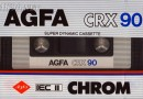 Agfa CRX 90 1987-89
