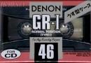 DENON  GR-I 46 1992-93 Jp