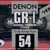 DENON  GR-I 54 1992-93 Jp