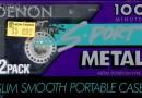 DENON SP-M100 V2 1992-93 Eu 2 Pack