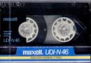 Maxell UDI-N  46 Jp 1985-87