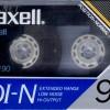 Maxell UDI-N  90 Jp 1985-87