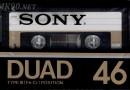 SONY DUAD 46 1979-81 Jp