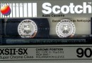 Scotch XSII-SX90 1990-93 Eu