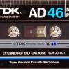 TDK AD 46 Jp 1982-83