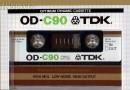TDK OD C90 Jp 1979-81