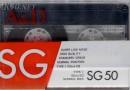 A&D SG50 Jp 1987-1989