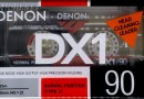 Denon DX1 90 WED Eu 1988-90