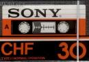 Sony CHF 30 1978-1979 Jp