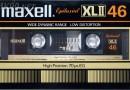 Maxell XLII 46 Jp 1982-84
