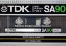 TDK SA 90 Eu 1984-85