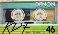 DENON RD-F 46 1986 Jp (green)