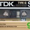 TDK SA 90 US 1987 v. 2