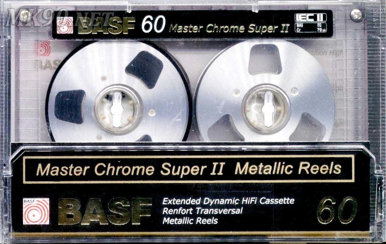 BASF 60 Master Chrome super II
