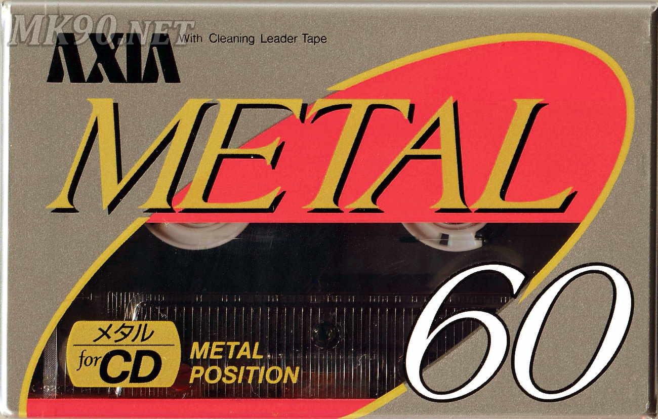 Axia Metal 60 Jp 1990-91
