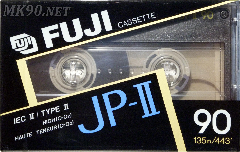 Fuji JP-II 90 Eu 1989-90