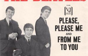 Ранние релизы Beatles были записаны на 2-х трековых машинах.
