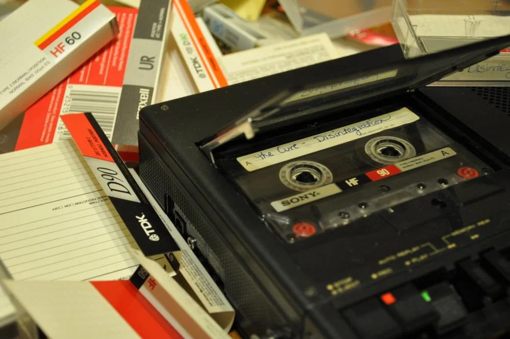 Преимущества аудиокассет