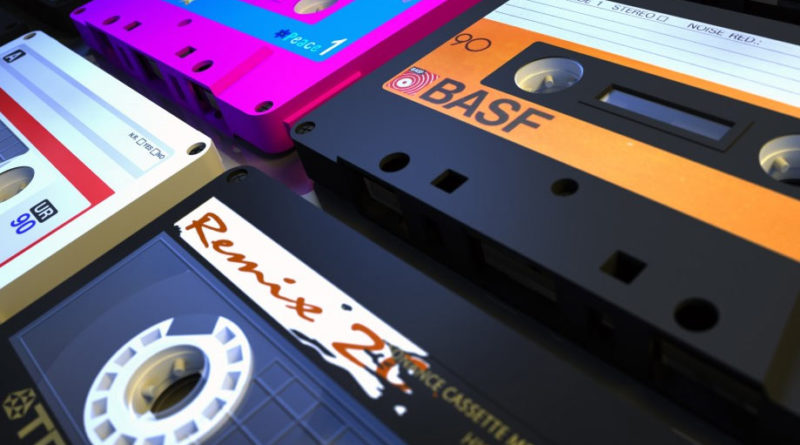 Аудиокассеты в эпоху цифровых технологий