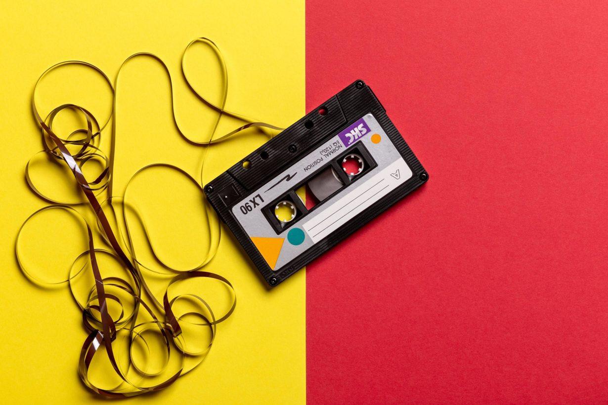 Формат аудиокассет считался практически мертвыми в начале 2000-х годов