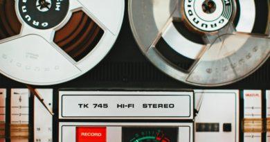Технология, которая изменила музыку - Магнитная лента