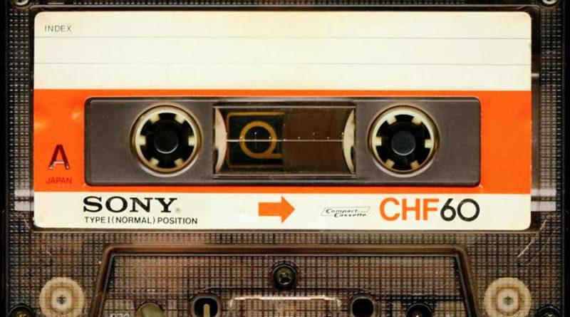 Обзор аудиокассеты Sony CHF 60, 1981 год