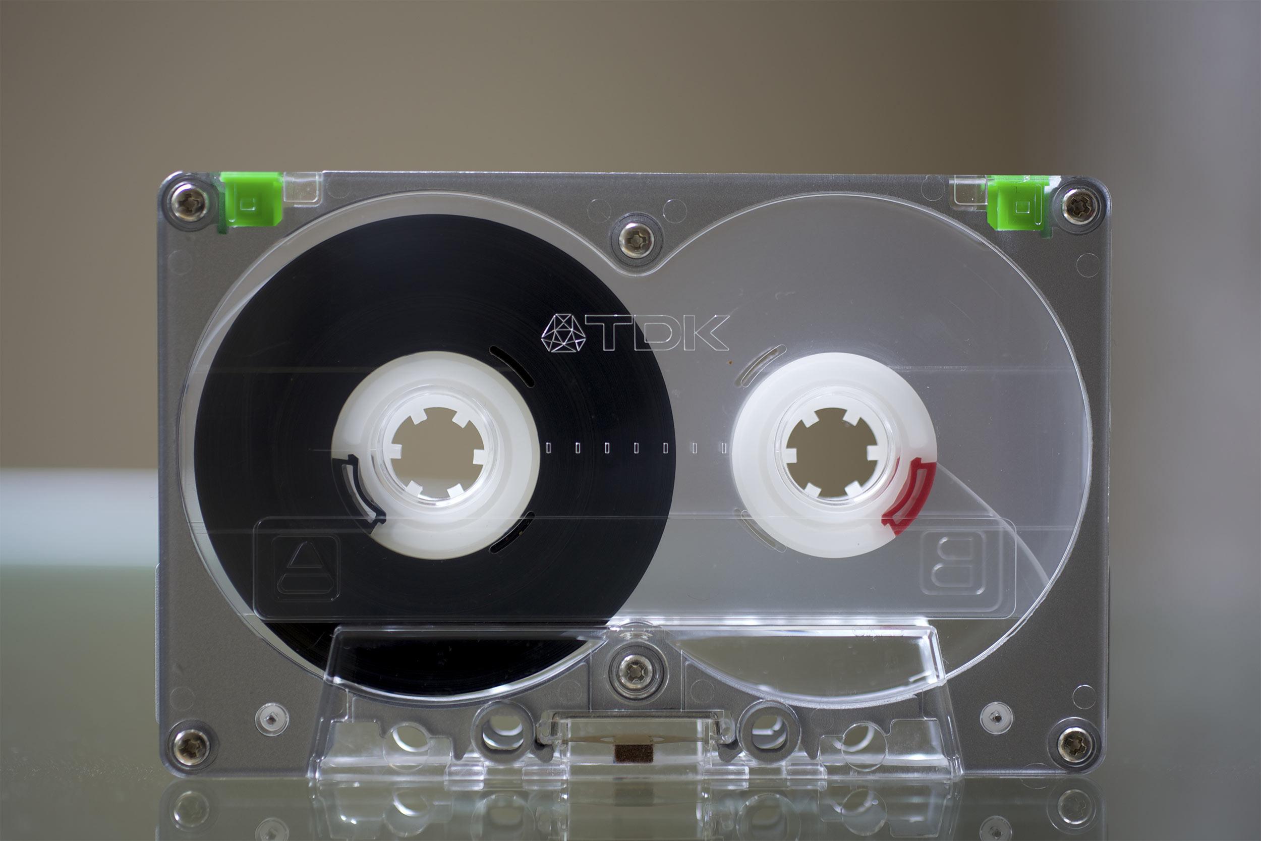 Аудиокассета TDK MA-XG