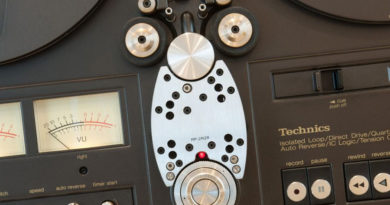 5 Моментов в истории магнитной ленты, сформировавших современную музыку