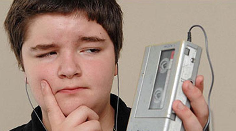 Променять мой Ipod на кассетный Walkman.