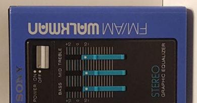 Sony Walkman SRF-35W