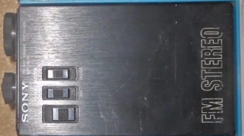 Sony SRF-80W