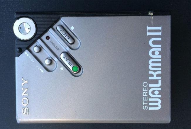 Sony Walkman WM-2