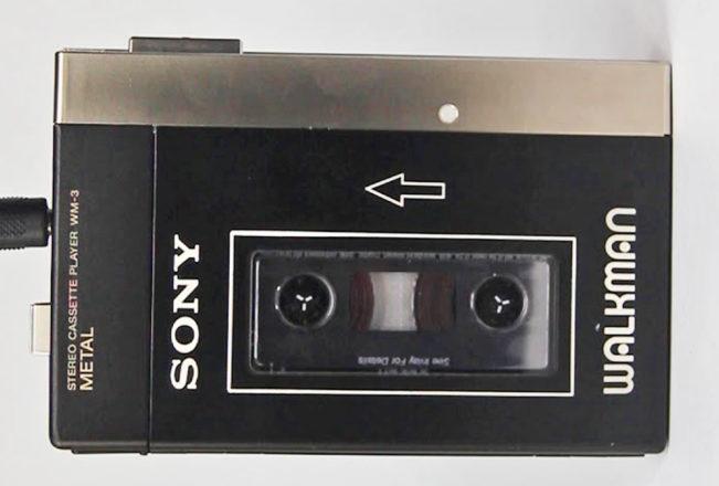 Sony Walkman WM-3