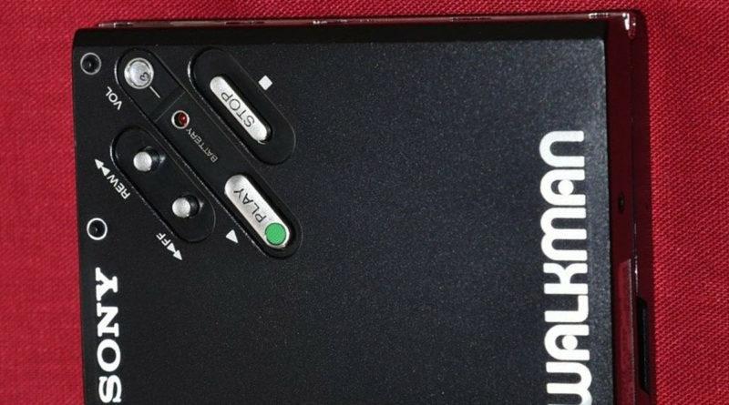 Sony Walkman WM-5