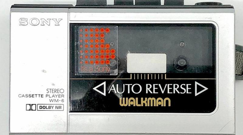 Sony Walkman WM-6
