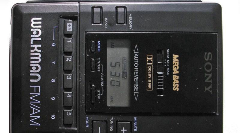 Sony Walkman WM-AF65