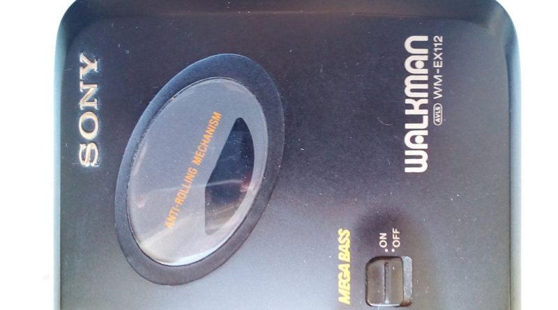 Sony Walkman WM-EX112