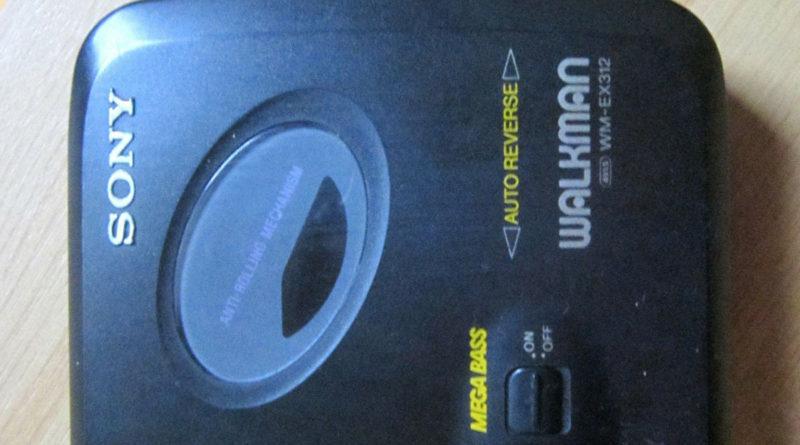 Sony Walkman WM-EX312