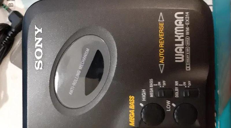 Sony Walkman WM-EX314