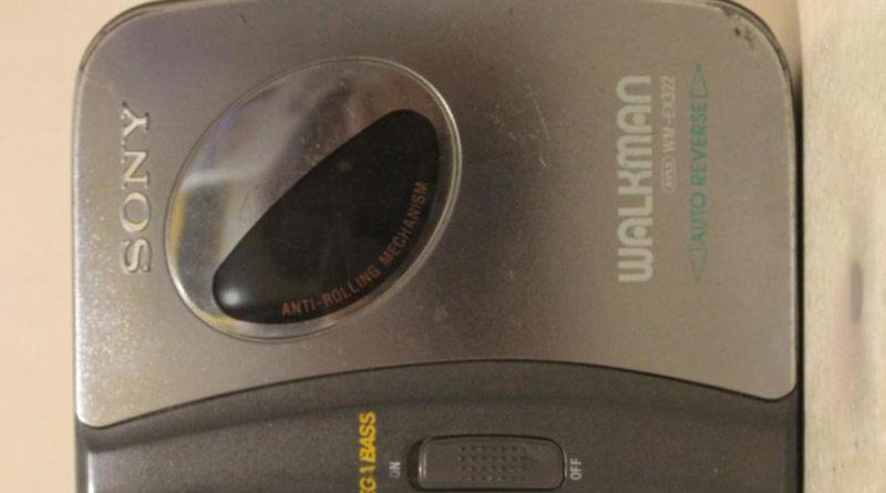 Sony Walkman WM-EX322