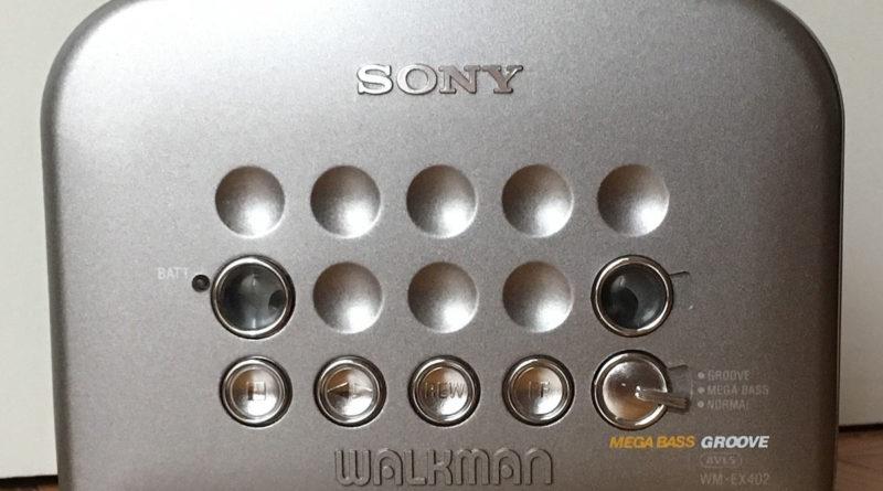 Sony Walkman WM-EX404