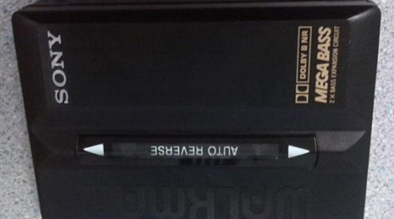 Плеер аудиокассет Sony Walkman WM-EX49